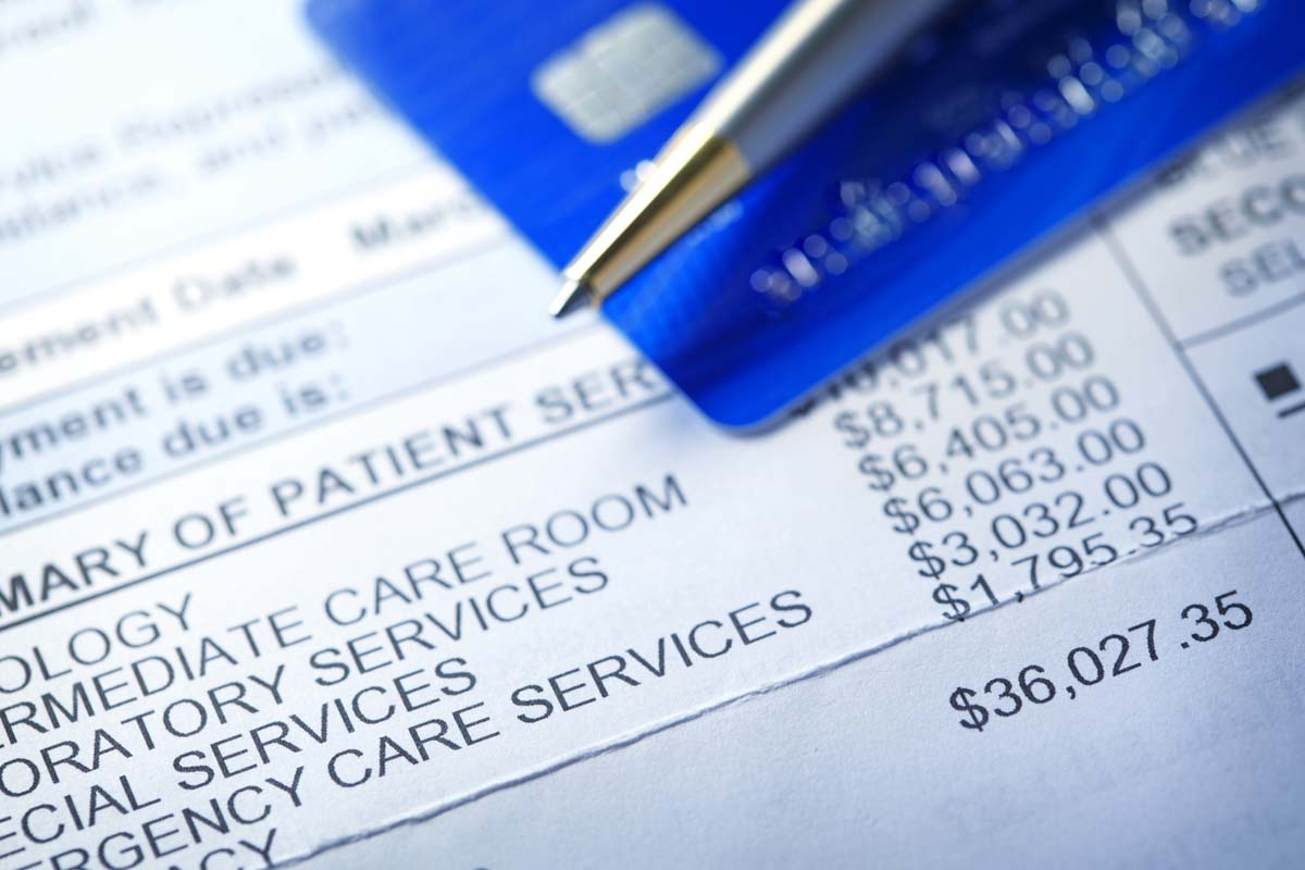 Medical Debt Contributes To More Than Half Of Personal Bankruptcy Filings