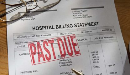 Congress Bans Most Surprise Medical Bills