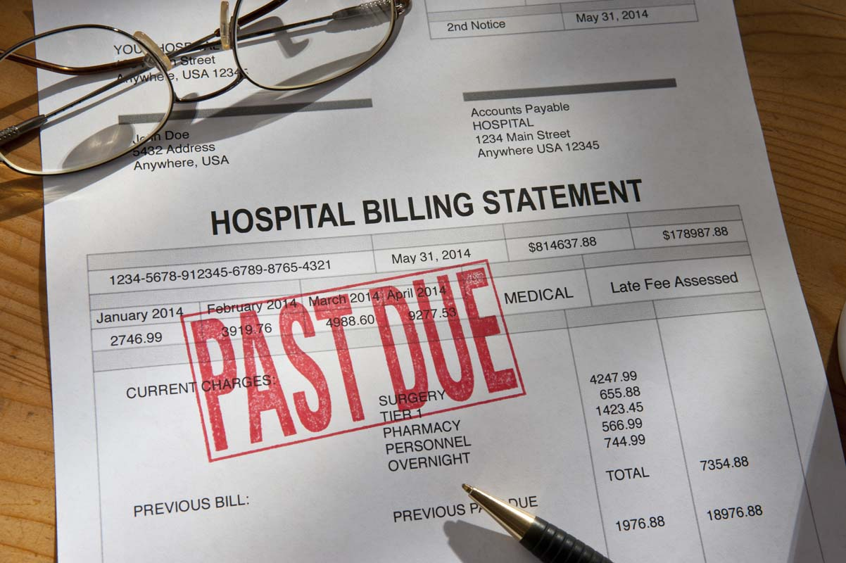 Consumers Who Should Receive Charity Care Face Medical Debt Instead