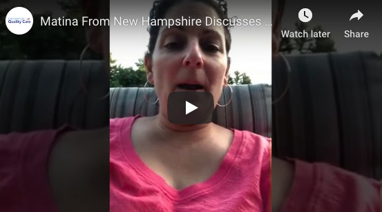Matina From New Hampshire Discusses Her Experience Navigating Insurance Pre-Approval