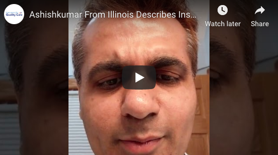 Ashishkumar From Illinois Describes Insurance Denying MRIs