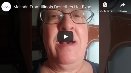 Melinda From Illinois Describes Her Experience With Surprise Bills