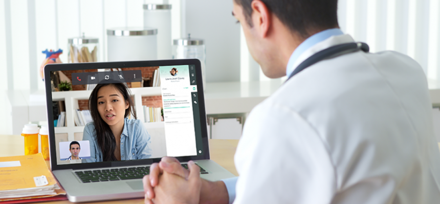 Telehealth Shows Promise In Treating Cancer, But Barriers Still Exist